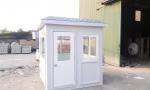 Nhà bảo vệ Handy kích thước 2mx2m nội thất cao cấp