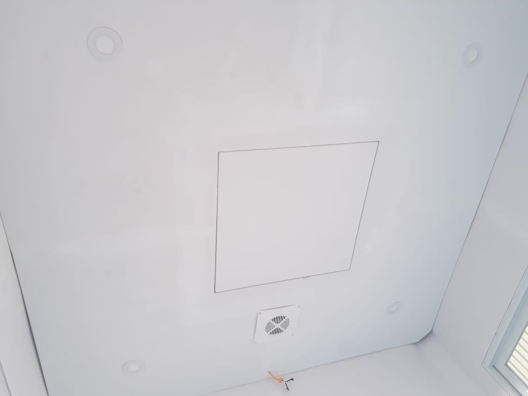 Đèn Led dowlight được sử dụng thay cho đèn huỳnh quang.