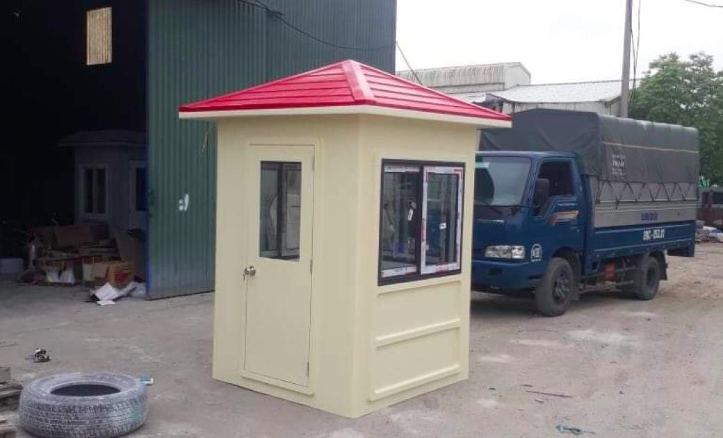 Cabin bảo vệ chế tạo theo yêu cầu