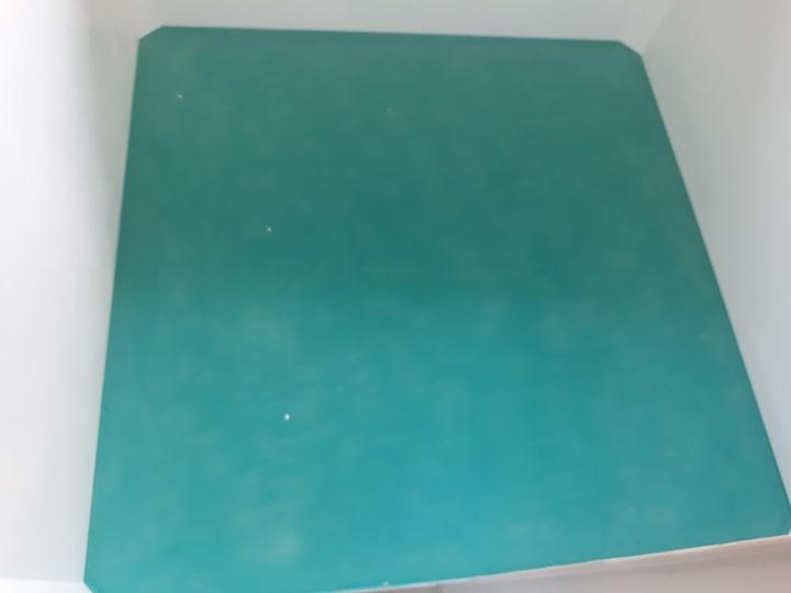 Sàn đúc liền tường bằng FRP có độ cứng cao giảm thiểu trầy xước
