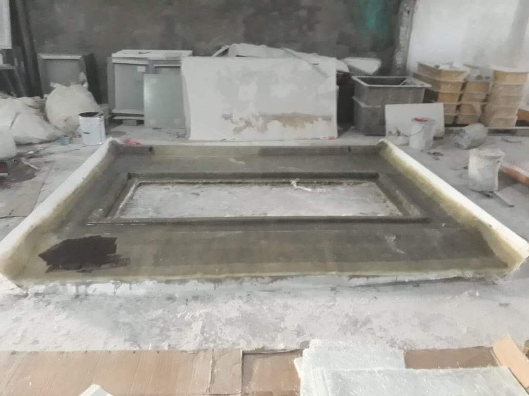 Một số modul khuôn đã được sản xuất