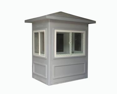 Cabin chốt bảo vệ an ninh