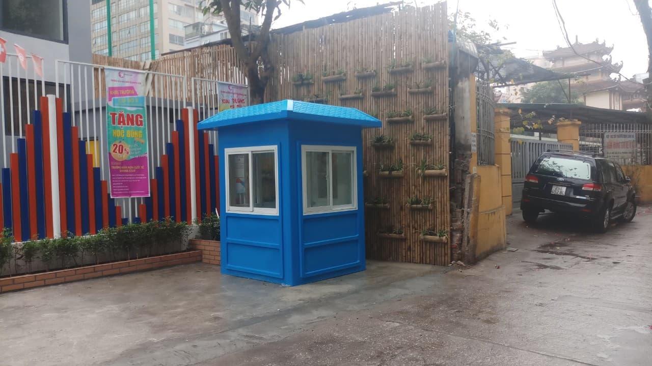 Cung cấp cabin bảo vệ được chế tạo hàng loạt trong nhà máy
