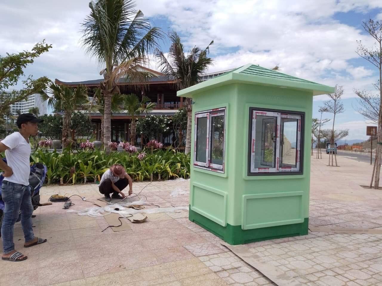 Sản phẩm chốt gác mái nhọn cũng được ưa thíc tại các Resort ven biển