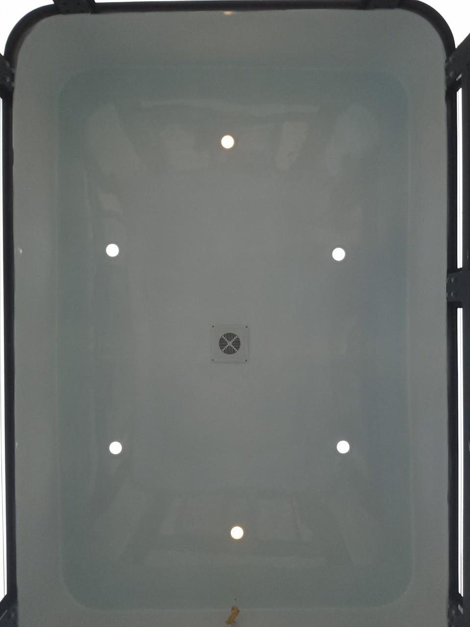 Hệ thống đèn Led âm trần